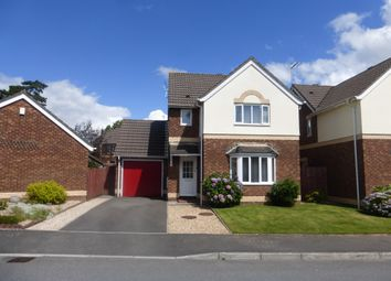 Thumbnail 3 bed detached house for sale in Hastings Crescent, Old St. Mellons, Cardiff