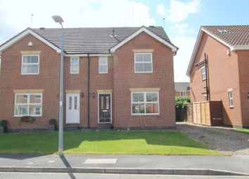 Thumbnail 3 bed semi-detached house to rent in Lockwood Drive, Beverley