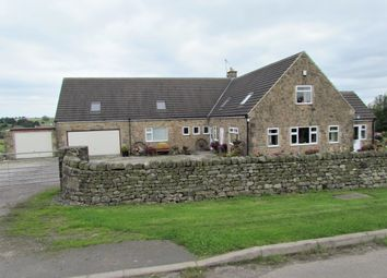 Thumbnail 7 bed detached house for sale in Cullumbell Lane, Uppertown, Ashover