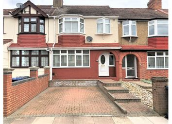 Thumbnail 3 bed terraced house for sale in Empire Road, Greenford