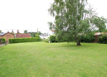 Thumbnail Land for sale in School Road, Coddenham, Ipswich, Suffolk