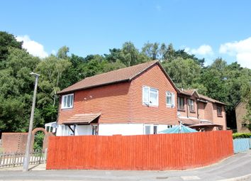 Thumbnail 1 bed mews house for sale in Spruce Close, Creekmoor, Poole