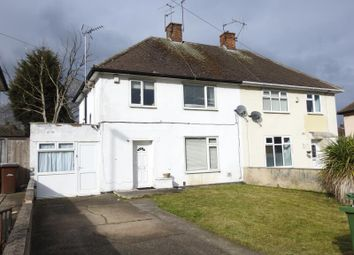 Thumbnail 3 bed semi-detached house for sale in Birchover Road, Billborough, Nottingham