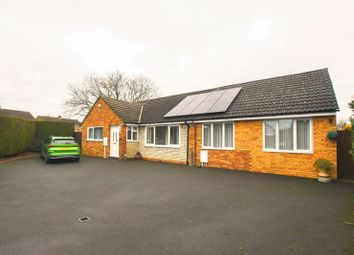 Thumbnail 4 bed detached bungalow for sale in Warwick Road, Bletchley, Milton Keynes