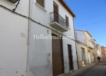 Thumbnail 6 bed town house for sale in La Font D'en Carros, Valencia, Spain