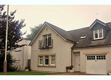Thumbnail 4 bed detached house for sale in Park View, Monfieth
