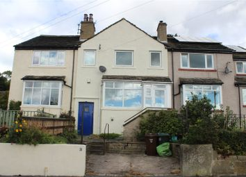 Thumbnail 3 bed mews house for sale in Barley Cote Road, Riddlesden, Keighley, West Yorkshire