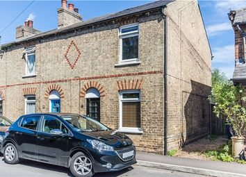 Thumbnail 2 bed end terrace house for sale in Station Road, Waterbeach, Cambridge