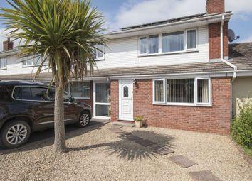 Thumbnail 3 bed terraced house for sale in Cedar Drive, Keynsham, Bristol
