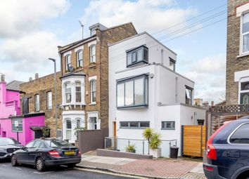 Thumbnail 3 bed terraced house for sale in Shelgate Road, London, London