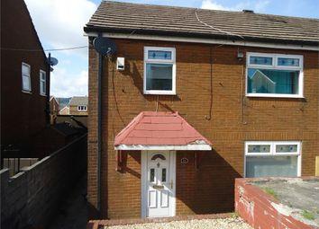 Thumbnail 3 bed semi-detached house for sale in 41 Pen Y Mynydd, Cymmer, Port Talbot