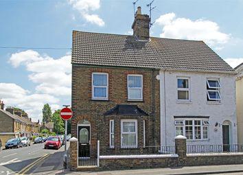 Thumbnail 3 bedroom semi-detached house for sale in Park Road, Sittingbourne, Kent