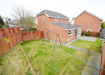 Thumbnail 4 bed detached house for sale in Woodside Avenue, Meanwood, Leeds, West Yorkshire.