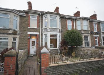 Thumbnail 3 bed terraced house for sale in 39 Acland Road, Bridgend