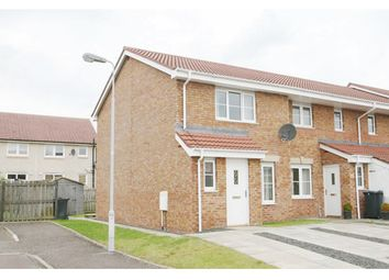 Thumbnail 3 bed end terrace house to rent in Cricketfield, Armadale