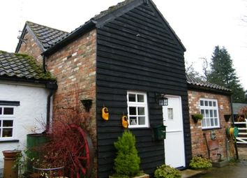 Thumbnail 1 bedroom barn conversion to rent in Common Road, Walton Highway, Wisbech