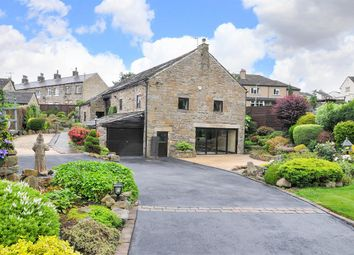 Thumbnail 4 bed detached house for sale in Bradley Road, Silsden, Keighley