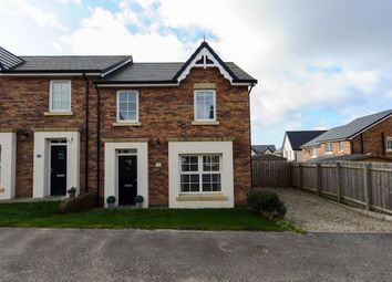 3 bed semi-detached house for sale in River Hill Road, Comber, Newtownards BT23