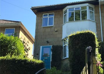 Thumbnail 4 bedroom semi-detached house to rent in Fairfield Park Road, Bath, Somerset