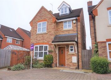 Thumbnail 4 bedroom detached house for sale in Fordham Courtyard, Hitchin