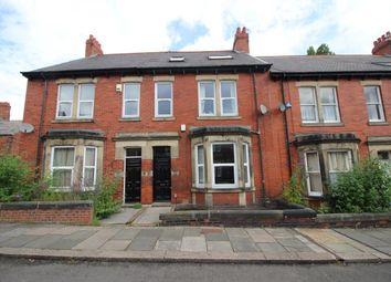 Thumbnail 5 bed terraced house to rent in Buston Terrace, Jesmond, Newcastle Upon Tyne