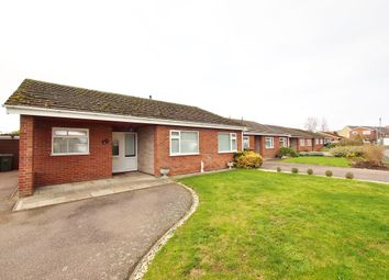 Thumbnail 3 bedroom detached bungalow to rent in Melton Court, Hethersett, Norwich, Norfolk