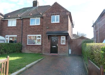Thumbnail 3 bed semi-detached house for sale in Prunus Road, Crewe