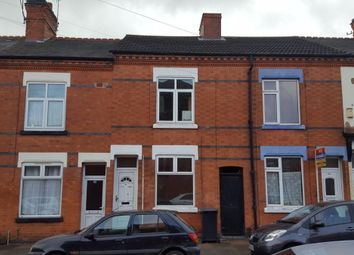 Thumbnail 3 bed terraced house to rent in Devana Road, Leicester
