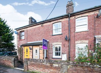 Thumbnail 2 bed terraced house for sale in Streatley Road, Luton