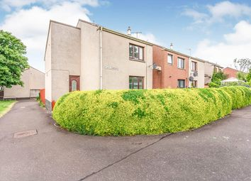 Thumbnail 2 bed end terrace house for sale in Place Charente, Dalkeith, Midlothian
