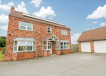 Thumbnail 4 bed detached house for sale in Whittles Court, Sturton By Stow, Sturton By Stow, Lincoln