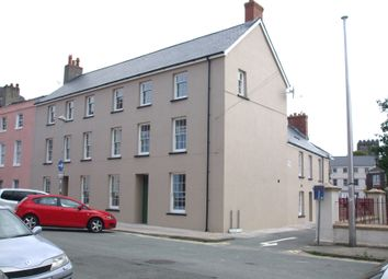 Thumbnail 1 bed flat to rent in Hill Street, Haverfordwest