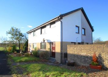 Thumbnail 1 bed terraced house for sale in Craigburn Crescent, Houston, Johnstone