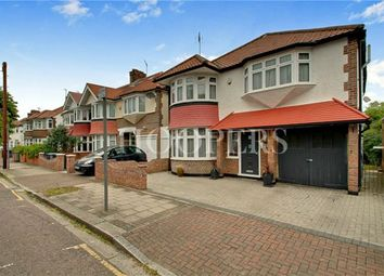 Thumbnail 4 bed detached house for sale in Helena Road, London
