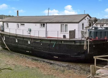 Thumbnail 4 bedroom houseboat for sale in Pin Mill, Chelmondiston, Ipswich