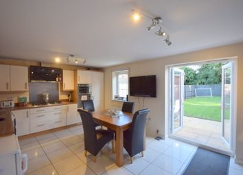 Thumbnail 4 bed detached house for sale in Battleflat Drive, Ellistown, Leicestershire
