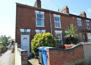 Thumbnail 3 bed end terrace house for sale in Marlborough Road, Norwich, Norfolk
