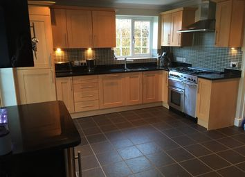 Thumbnail 5 bed detached house for sale in Ashacre Close, Lutterworth, Leicestershire