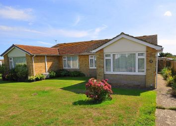 Thumbnail 2 bed semi-detached bungalow for sale in The Linkway, Westham, Pevensey