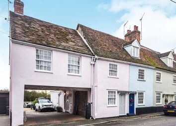 Thumbnail 2 bed end terrace house for sale in West Street, Coggeshall, Colchester
