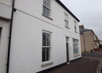 Thumbnail 1 bedroom flat to rent in High Street, Shoeburyness