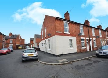 Thumbnail 2 bed end terrace house for sale in Cyril Avenue, Nottingham