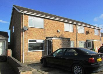 Thumbnail 2 bed end terrace house for sale in Warren Close, Irchester, Wellingborough