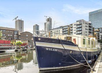 Thumbnail 5 bedroom houseboat for sale in Boardwalk Place, London