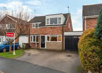Thumbnail 5 bed detached house for sale in Lawnsfield Walk, Stafford