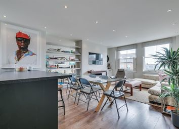Thumbnail 3 bed flat for sale in Hazelwood Mansions, Rostrevor Road, London