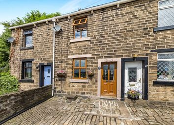 Thumbnail 3 bed terraced house for sale in Woodhead Road, Tintwistle, Glossop