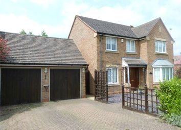 Thumbnail 4 bed detached house to rent in Maxwell Way, Lutterworth