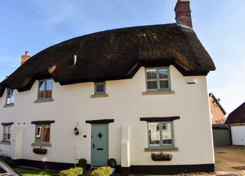 Thumbnail 3 bed cottage for sale in Woodlands, Hazelbury Bryan, Sturminster Newton