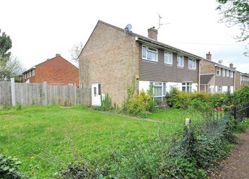 Thumbnail 3 bedroom semi-detached house for sale in Prospero Way, Hartford, Huntingdon, Cambridgeshire